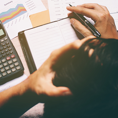 how to calculate job costing