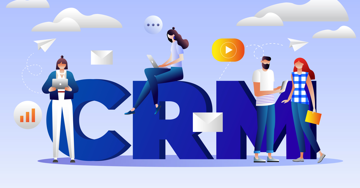 5 Reasons Why Your Firm Can't Live Without a CRM