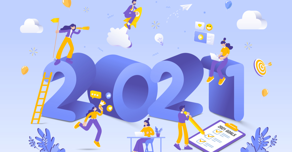 The Top 5 Business Trends to Monitor in 2021