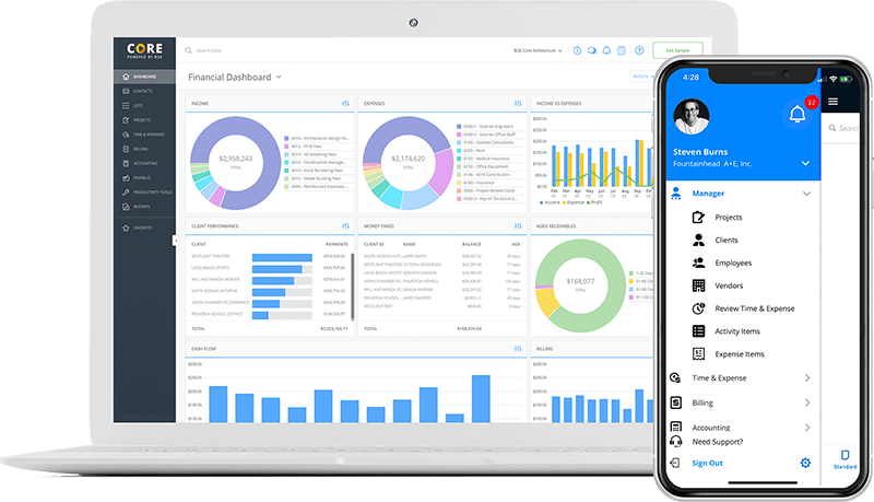 How to Check Your Company's Health with CORE Reports