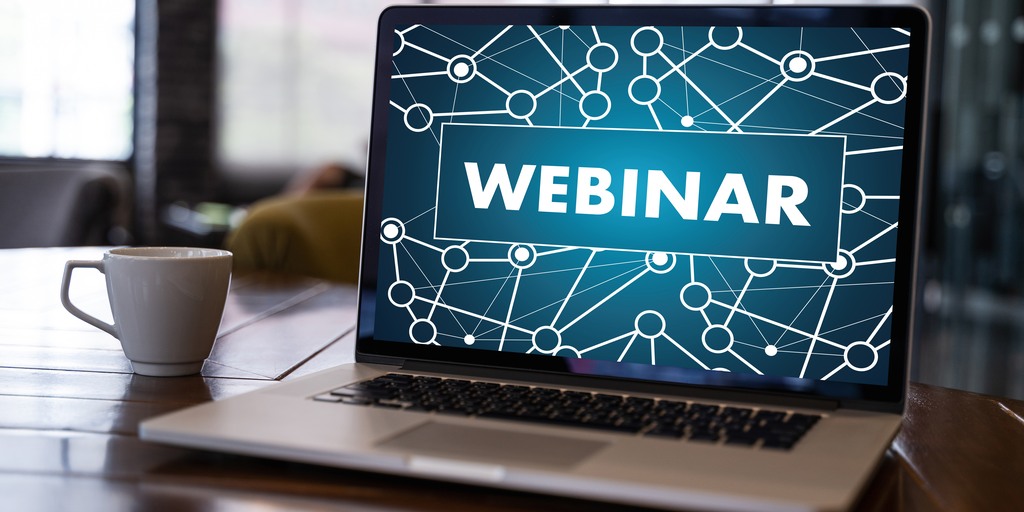 Don't Miss our Upcoming Webinars!